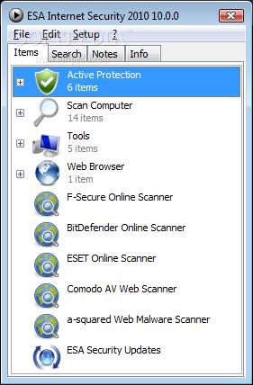 برنامج حماية من تهديدات انترنت